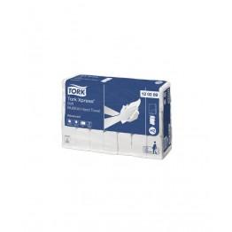 Lapiniai popieriniai rankšluosčiai TORK Advanced Soft (H2), Z lenk., 180 serv., 1 pak.