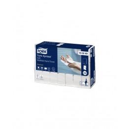 Lapiniai popieriniai rankšluosčiai TORK Premium Soft (H2), 100289, Z lenk., 150 serv., 1 pak.